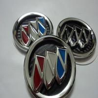 BUICK triumphant more triumphant more full metal car steering wheel emblem metal sign of decoration supplies