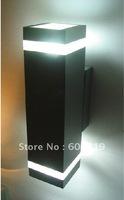 Free Delivery  Outdoor waterproof aluminum walls of the energy-saving lamps garden lights balcony light-headed