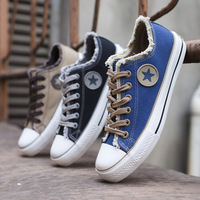 Summer lacing muscle outsole trend canvas man shoes wholesale free shipping mens fashion sneakers,blue canvas sneakers