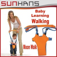 Direct Marketing Moon help baby walk Infant Toddler safety Harnesses Learning Walk Assistant Kid keeper baby walker