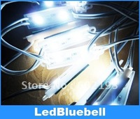 Wholesale (200pcs/lot) 2 LEDS SMD5050 LED Module Waterproof 12V Free Shipping