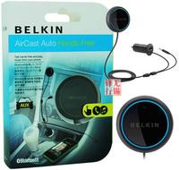 Belkin car bluetooth music u charge mobile phone hands-free aux f4u037qe