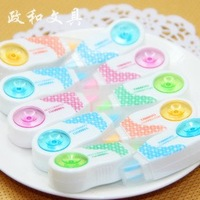 Cute correction tapes,creative stationery,student office supplies,Novelty gift, Wholesale,Free Shipping,40 pcs/lot