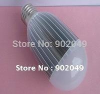 LED Bulb Light KL-BU-8W  DA001 Aluminum Brushed Stainless Free Shipping
