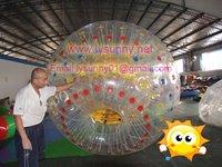 TPU  1.00MM Zorb ball  2.5M   zorb hamster
