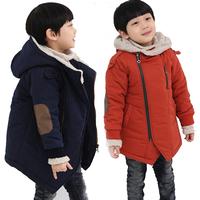 Freeshipping wholesale 4pcs/lot Children's clothing /boys wadded jacket coat for winter