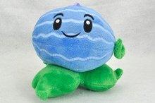 "New Plants Vs Zombies 6"" MELON PULT Stuffed Plush Soft Toy TW1469(China (Mainland))"
