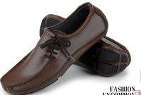 2012 Business fashion, men's casual shoes, south Korean style shoes , leather, men's shoes.