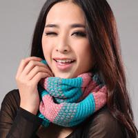 SCARF Autumn and winter male women's bohemia vintage yarn scarf muffler scarf Free Shipping