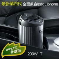 Gx new arrival 200w car inverter usb car power inverter 12v 220v