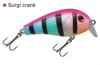 lot of 3 pcs surgi crank 50,weight 8.5gm,length:5cm crank fishing lure