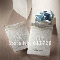 Free customized printing,  wedding invitation card,12002, Wedding gifts , free shipping