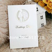 Free customized printing,  wedding invitation card, GB143, Wedding gifts , free shipping