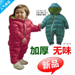 [해외](적색  , 블루) 어린이를새로운 아기 장난 꾸러기 겨울 따뜻하..