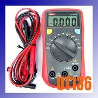 Free Shipping  UT136 series UT136 A/B/C/D  Handheld Automotive Multi-Purpose Meters Wholesale retail