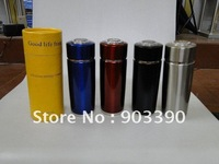 Hot selling gifts! stainless steel Alkaline Water Cup,nanometre energy cup, 3pcs/lot  free shipping byDHL