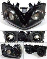 Headlight Head light For Hond a CBR600 F4i 2001-2007
