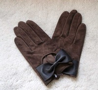 Women  gloves  fashion leather gloves