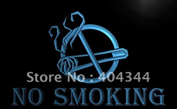 LB176-TM NO SMOKING Shop Cafe Restaurant Neon Light Sign Advertising