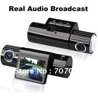 "Carcam Q7 Car DVR 5 mega CMOS with Audio Broadcast & anti-shake 140 degree 2.0"" LCD  Enhanced Night Vision"