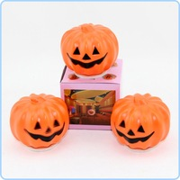 Free shipping--Halloween, Christmas, party supplies /led pumpkin light / /led pumpkin lamp