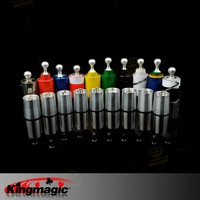 Professional Vanishing Cane, Metal, many colors available, magic tricks, magic toys, magic props,  Free shipping