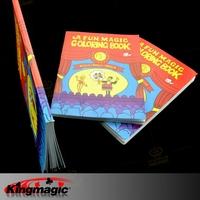 Holiday Sales Magic Book (Mini Size), Multicolour magic cartoon book, child magic props, Free shipping