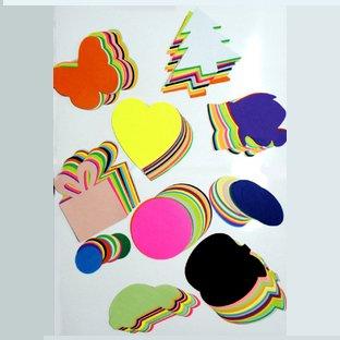 320 pçs/lote forma mista papel cartões em branco jardim de infância Paper crafts crafts cartões artesanais originalidade DIY grátis frete atacado(China (Mainland))