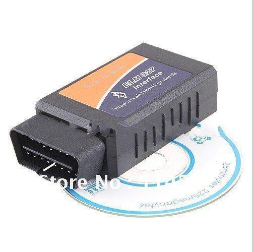 The car detector diagnostic ELM327 Bluetooth 1.5 measurable fuel consumption OBD2 dozens of optional large favorably(China (Mainland))