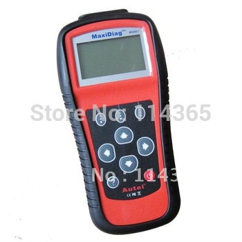 2014 Genuine Autel MD801 Pro MaxiDiag PRO MD 801 Code Scanner 4 in 1 code scanner(JP701 + EU702 + US703 + FR704)multi-language