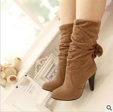 cheap fashion snow boot