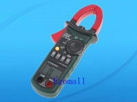 Digtal Clamp Meter with Light Temp Frequency MASTECH MS2008B, freeshipping Dropshipping O018
