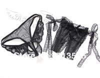 Любители ремень t любителей трусы белье брюки задать прозрачный Вент искушение белый