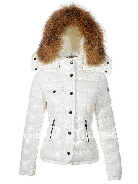 White winter jacket womens – Modern fashion jacket photo blog