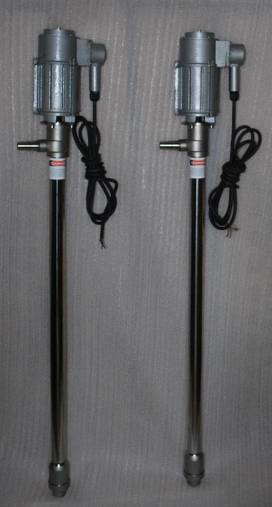 Electric Drum Pumps Electric Drum Pump For