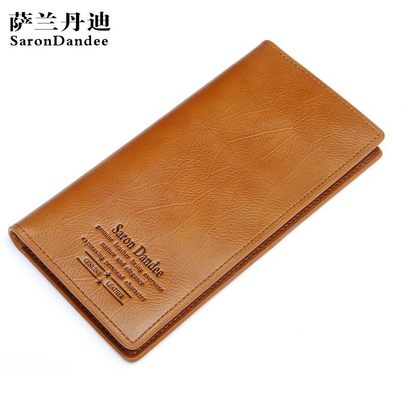 men long purse leather