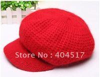 winter warm wool cap.duck tongue style warm cap.free shipping!