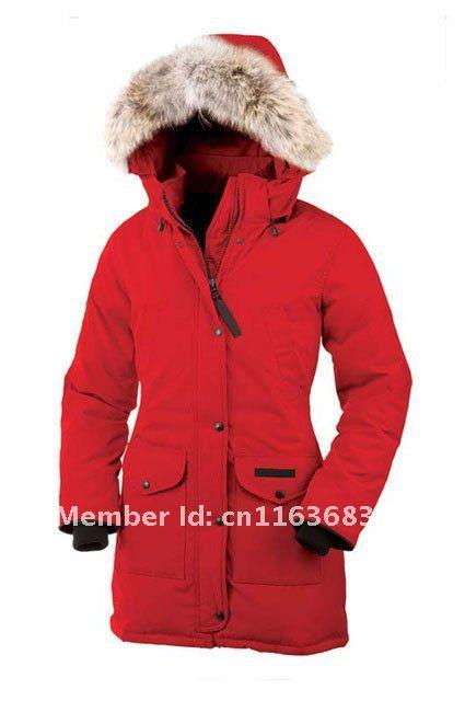 Parka jackets for ladies – Modern fashion jacket photo blog
