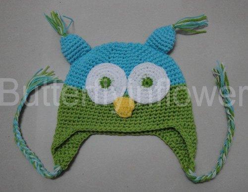 Baby Owl Beanie Knitting Pattern : baby owl hat crochet pattern MEMEs