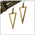 New Fashion Cool Triangle Earrings Ear Cuff Ear Hoop Eardrop Fashion Jewelry Free Shipping ER-0726
