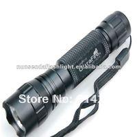 UltraFire 501B CREE 365nm UV Flashlight (1 x 18650)