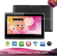 Планшетный ПК Bestsource 7 AllWinner A13 Google Android 4.0 BCA1301