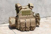 TMC 6094 style Plate Carrier w 3 pouches ( CB ) TMC1893