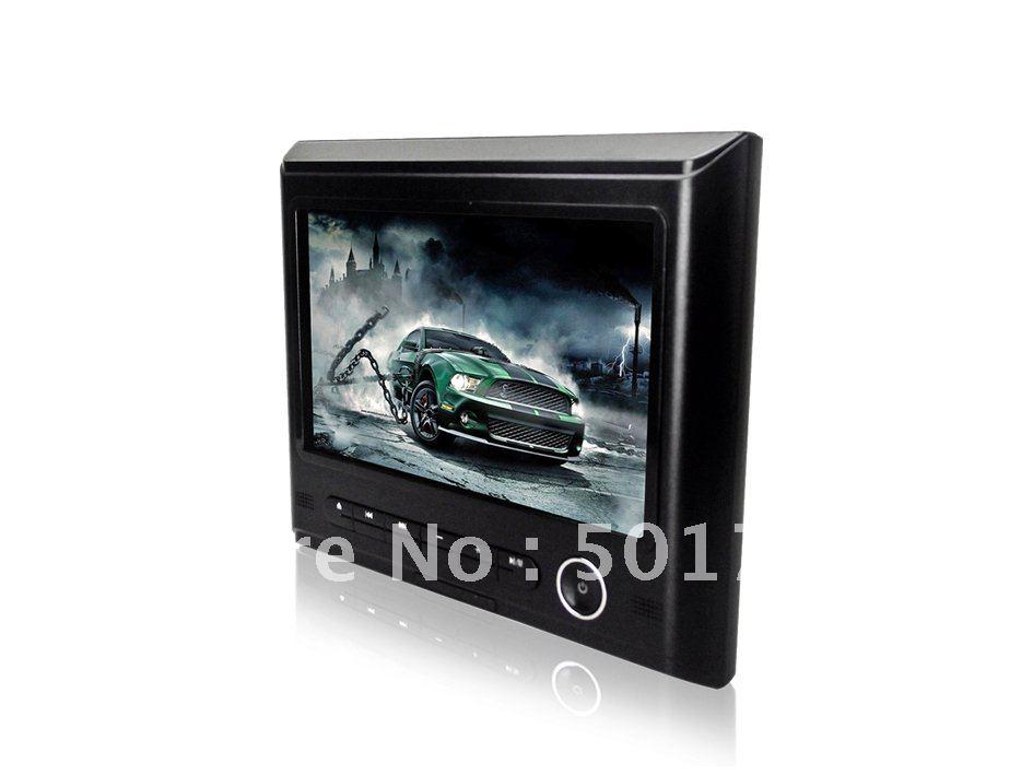 9 pouces. hd voiture tête lecteur dvd universel noir gris beige
