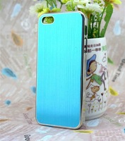 5pic free shipping aluminum phone case for  iphone 5 fashion case #A501-26