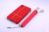 GUOER smartphone shell magnetic bracket multifunctional foldable shell for phone4s