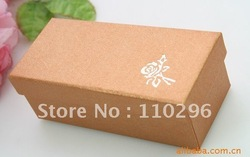WHOLESALE PRICE Free shipping DDY watch box with little pillow make of paper jewelry boxes fashion and durable box(China (Mainland))