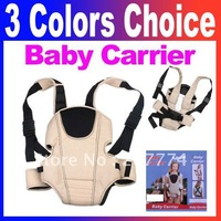 Front & Back Baby Carrier Infant Comfort Backpack Sling Wrap Harness 3 colors Choice Freeshipping Dropshipping