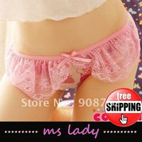Sexy Clothes Lingerie Women Underwear Briefs Lace Panties 30pcs/lot Free Shipping HK Airmail