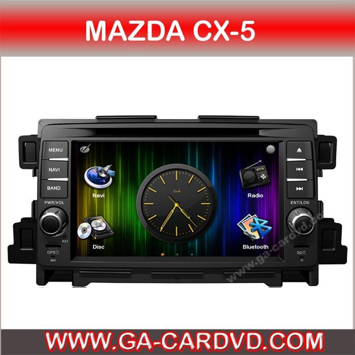 Integrative Car DVD player for MAZDA CX-5 (GA-7015)(China (Mainland))
